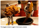 Star Wars meets Toy Story