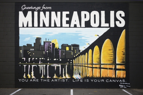 Minneapolis bridge mural 1030397 BLOG
