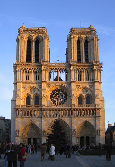 Notre Dame facade 2006 2 BLOG