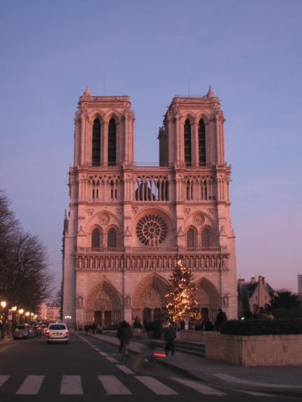 Notre Dame Pink 2008 BLOG
