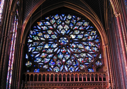 I2 Sainte Chapelle Rose detail BLOG