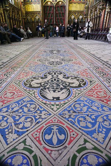 L Ste Chapelle floor 1050058 BLOG
