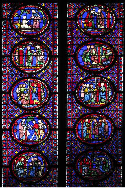 O1 Sainte Chapelle window detail BLOG