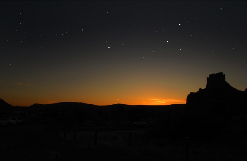 Sedona stars BLOG