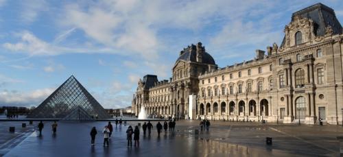 Questar Louvre BLOG