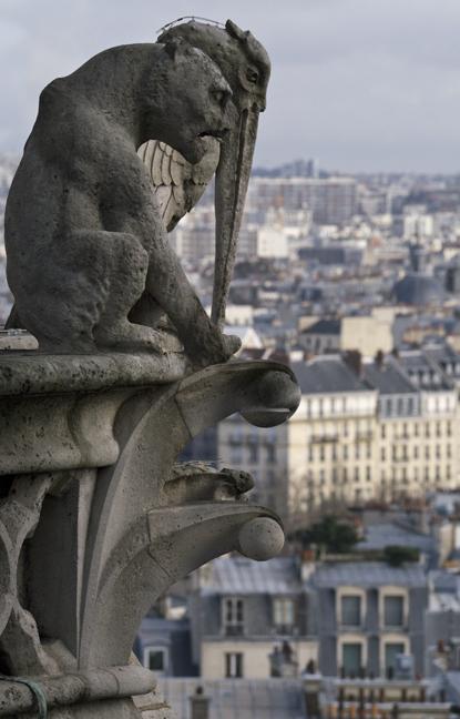 Notre Dame Chimeras 1010544 BLOG