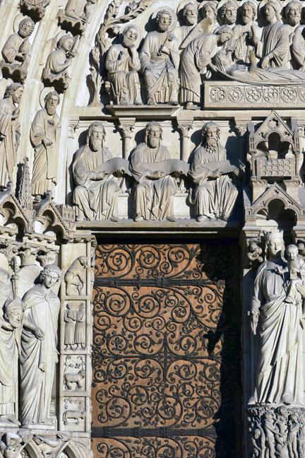 Notre Dame facade 1030630 DES