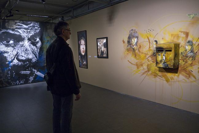 Street art show 1030358 BLOG