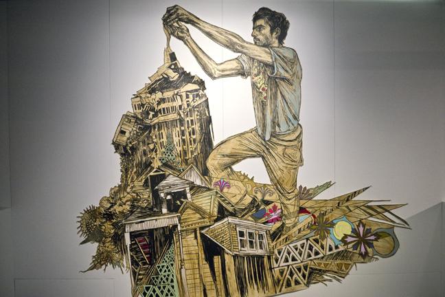 Street art show 1030373 BLOG