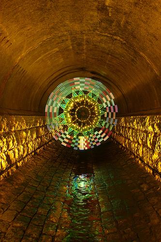 TCB kaleidoscope