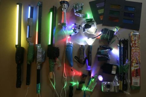 TCB light tools