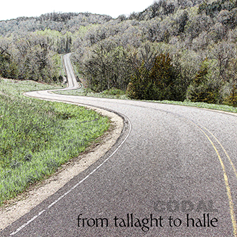 Open road BLOG CD cover