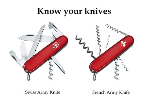 Common knives FB