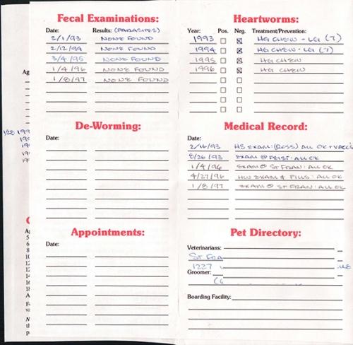 Arrow medical record 0897