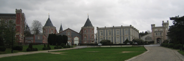 Pommery_facilities_in_Reims