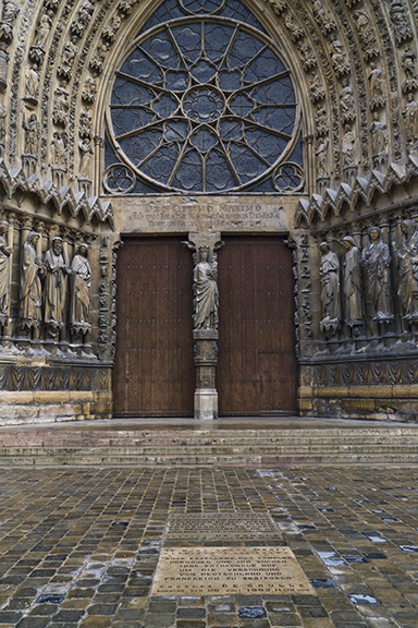 Reims cathedral portal 1020181 CX BLOG