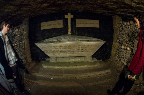 Catacombs cenotaph 1080107 BLOG