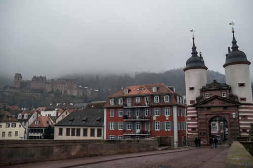 Heidelberg castle and bridge 1020926 BLOG