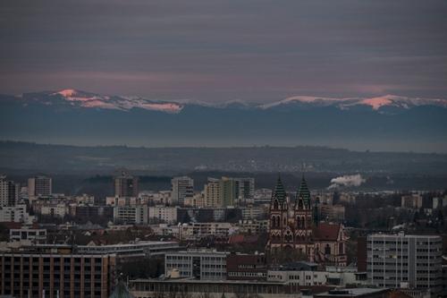 Freiburg guten Morgen 1030848 BLOG