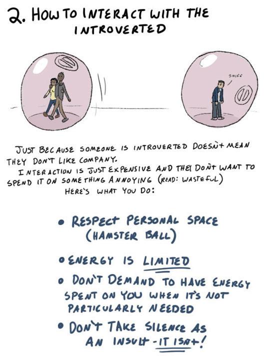 Introvert part 2
