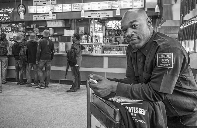 Katz Deli guard 1110663 CXD BLOG