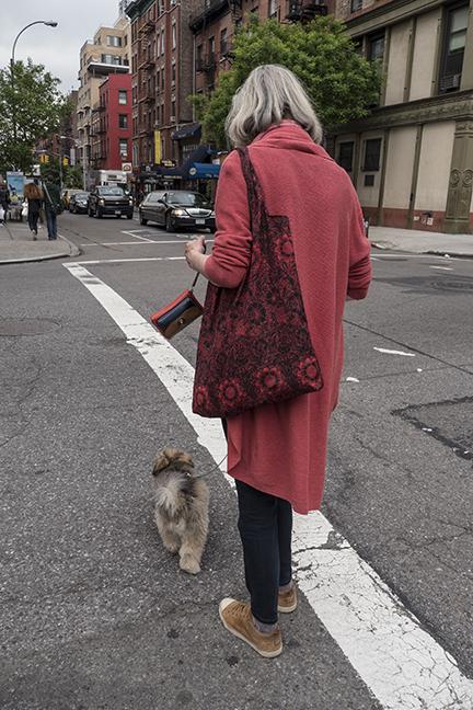 NoHo woman and dog 1110570 BLOG