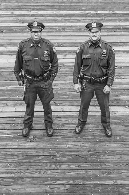 Officers Droge and Acevedo 1110796 BW BLOG