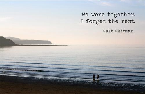 We were together BLOG