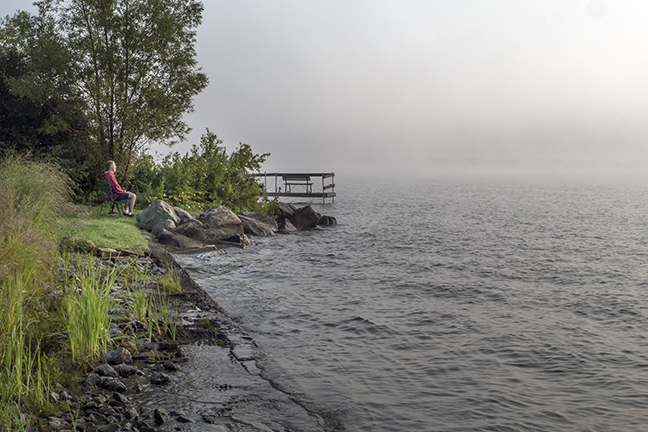 Lakeshore meditation 1140644 BLOG