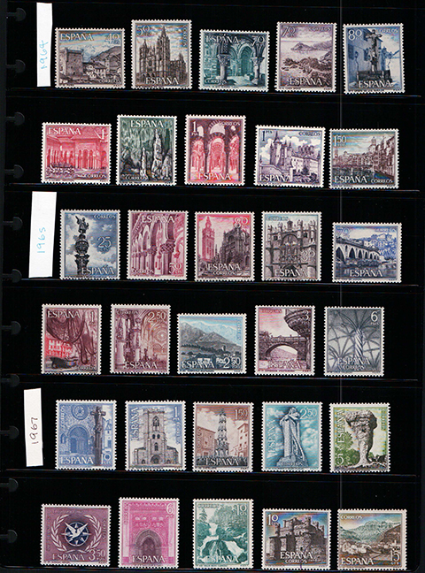 Spain stamp collection IMG_1276 BLOG