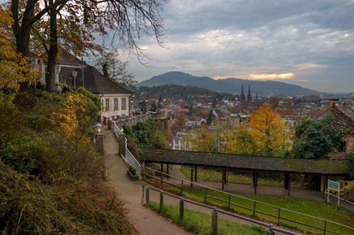 Freiburg Schlossberg 1210842 BLOG