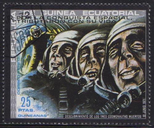 Guinea astronauts BLOG