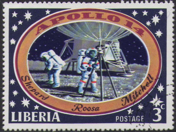 Liberia moon BLOG
