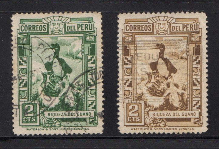 Peru guano BLOG