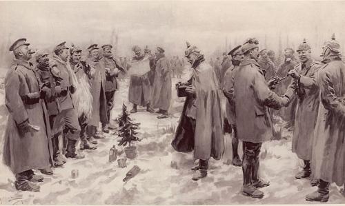 1914 Christmas Truce