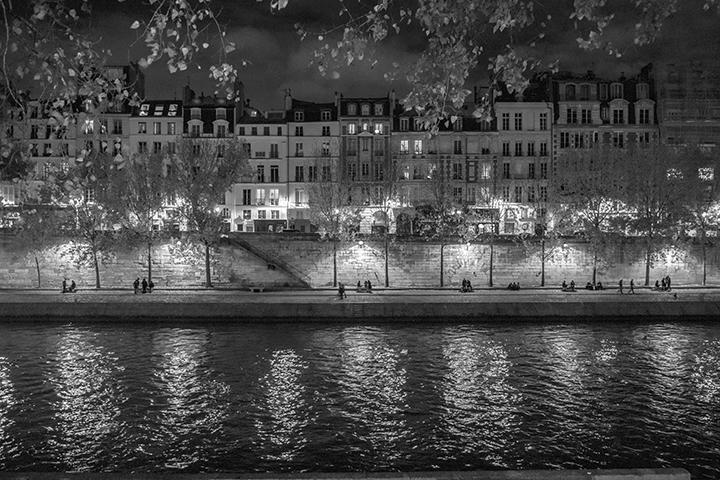 Au bord da la Seine 1250392 BLOG