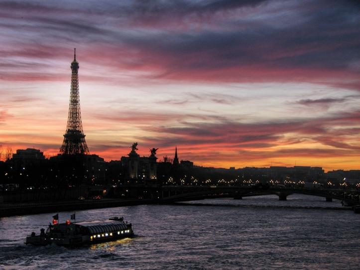 Paris 2008 solstice BLOG