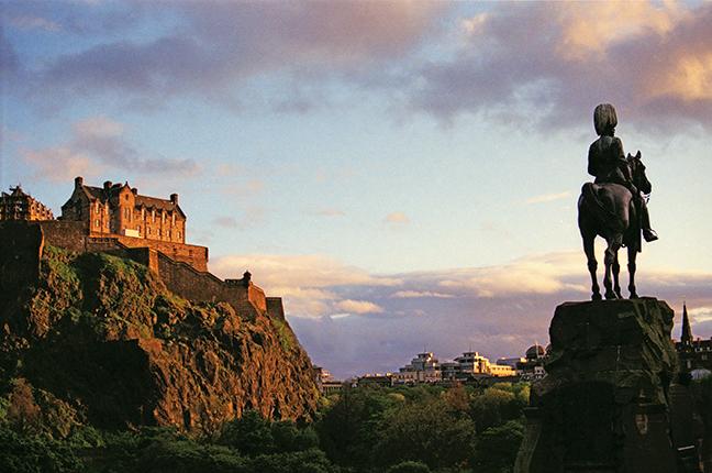 Solstice Edinburgh 2000 BLOG