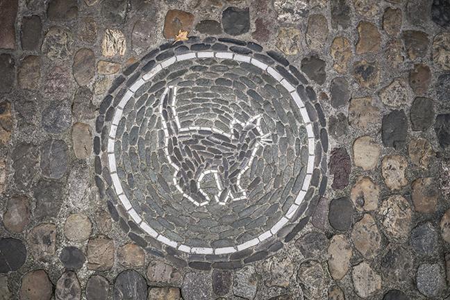 Freiburg kitty paver 1200825