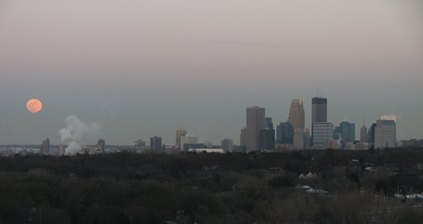Frozen skyline 2