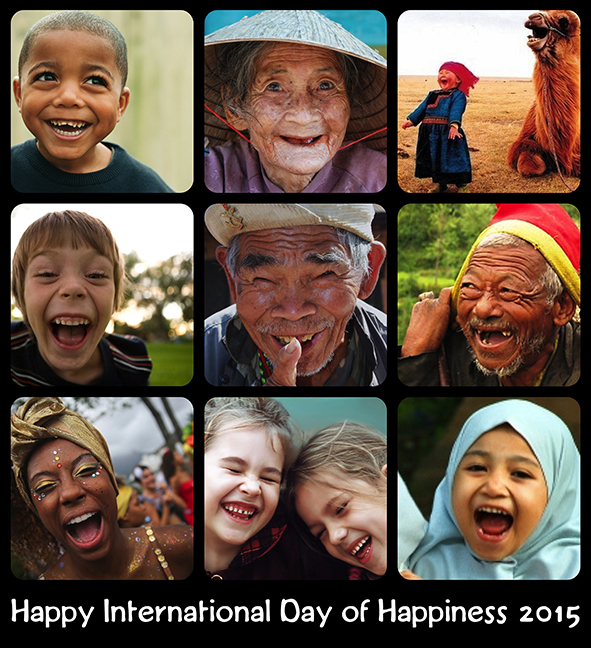 International Day of Happiness FB