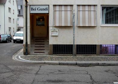 Bei Gundi 20070831gundi01