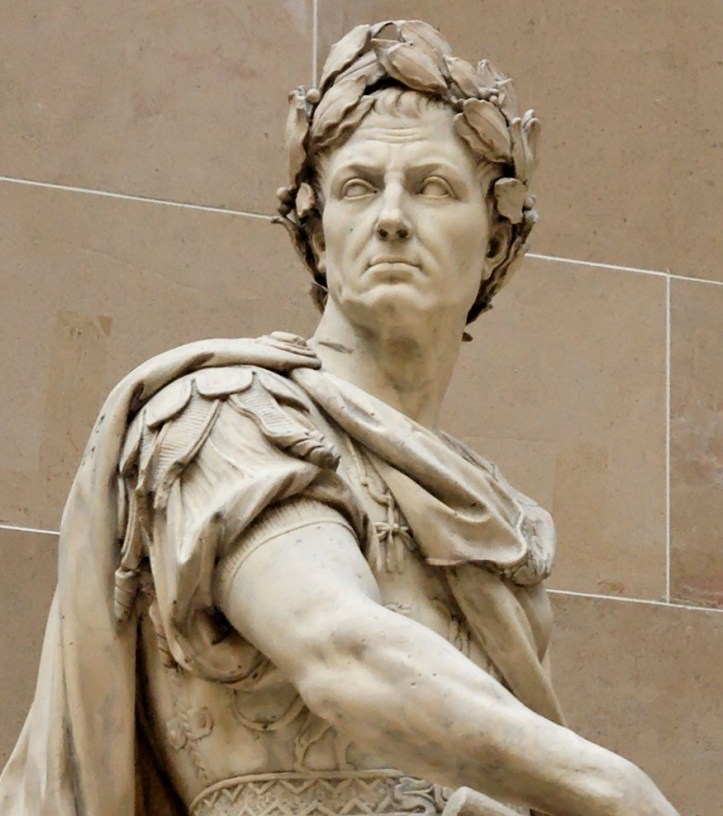 Julius Caesar at Louvre BLOG
