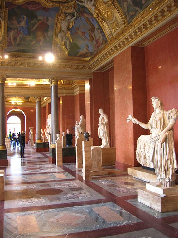 Roman hall BLOG