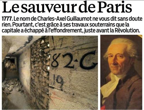 Guillaumot Parisien article