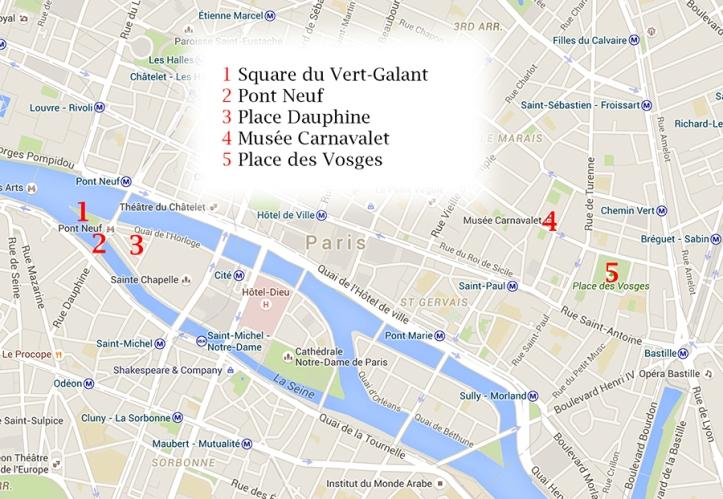 Henri IV Paris BLOG
