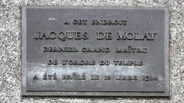 Jacques de Molay BLOG