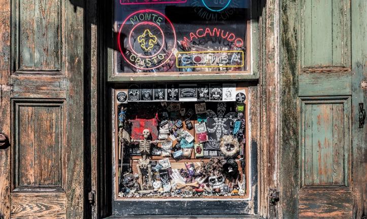 Voodoo shop 1170670 BLOG