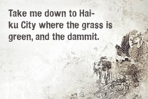 Haiku City BLOG