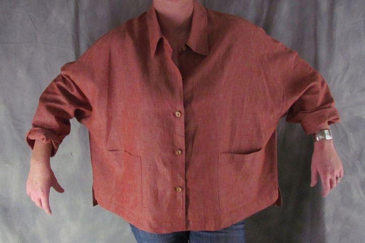 eBay boxy shirt BLOG